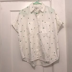 Madewell Cactus Courier Shirt
